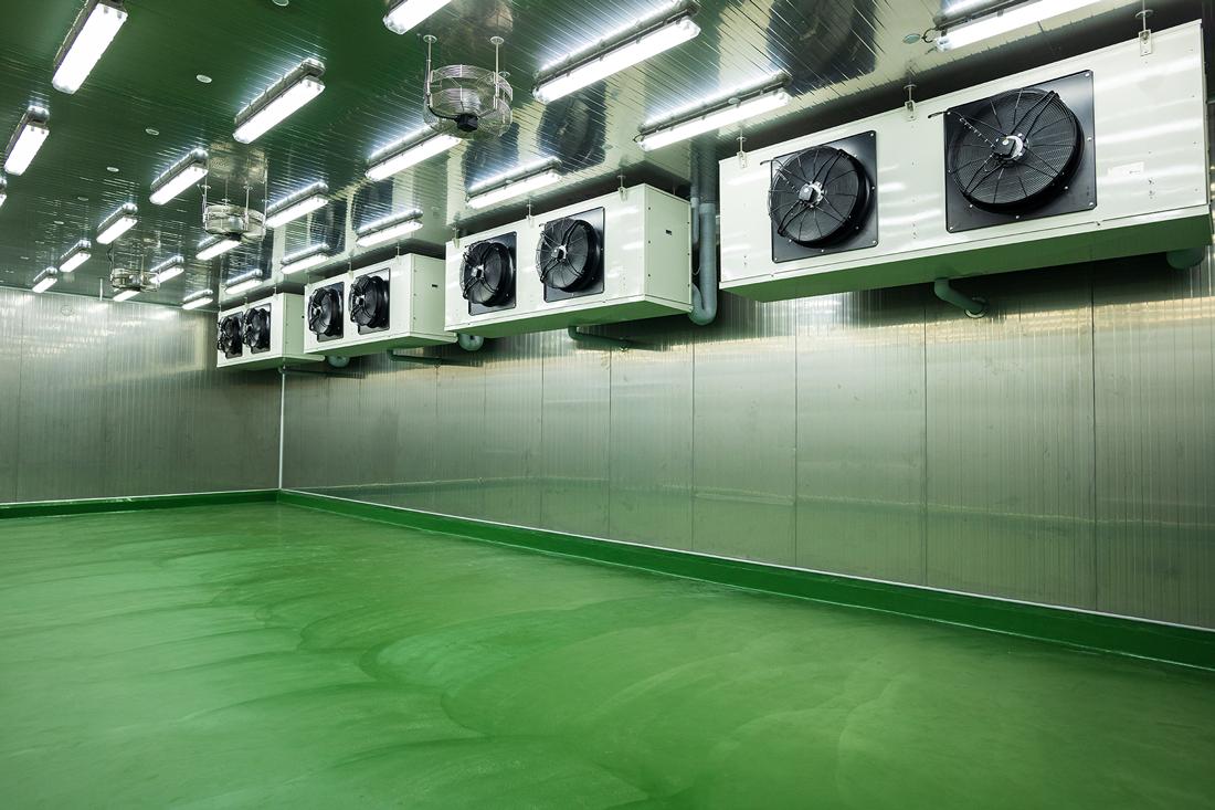Evaporadores e Sistemas de Ar